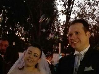 El matrimonio de Claudia y Carlos 1