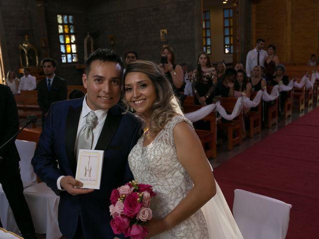 El matrimonio de Nicole y Gabriel