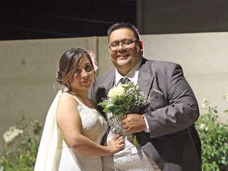 El matrimonio de Giannina  y Tomás 1