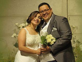 El matrimonio de Giannina  y Tomás