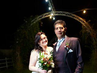 El matrimonio de Francisca y Rodrigo 3