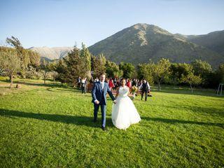 El matrimonio de Carola y Nathanael