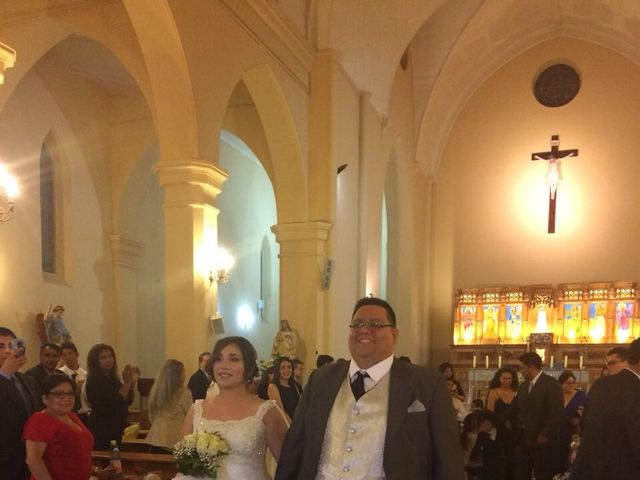 El matrimonio de Tomás y Giannina  en Buin, Maipo 5