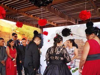 El matrimonio de Nataly y José 2