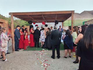 El matrimonio de Nataly y José 3