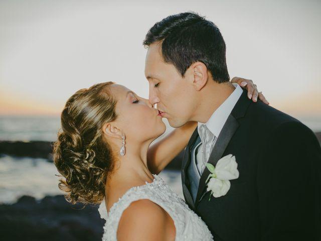 El matrimonio de Natalia y Andrés