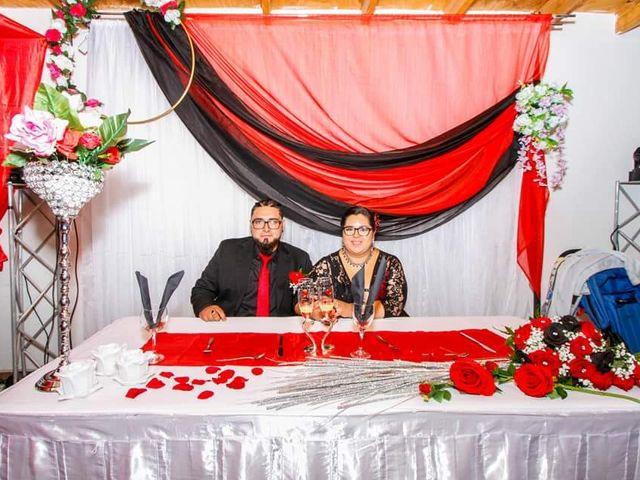El matrimonio de Nataly y José