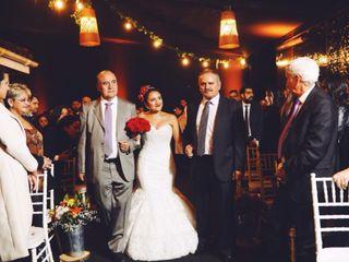 El matrimonio de Pamela y Carlos 1