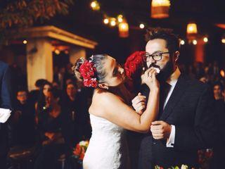 El matrimonio de Pamela y Carlos 2