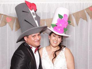 El matrimonio de Karla  y Nelson