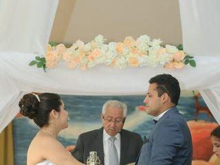 El matrimonio de Mirsia y Matías 1
