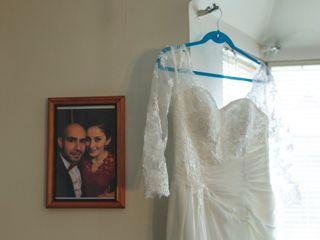 El matrimonio de Belén y Pedro 2