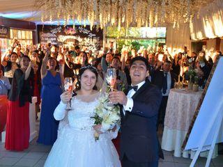 El matrimonio de Paulina  y Roberto  1