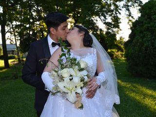 El matrimonio de Paulina  y Roberto  2