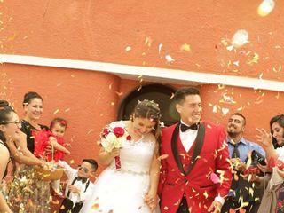 El matrimonio de Michel y Braulio  1
