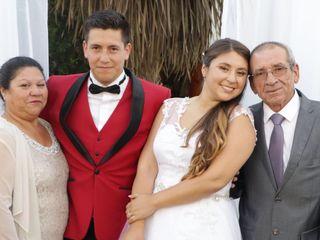 El matrimonio de Michel y Braulio  3