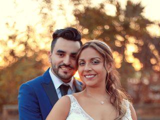 El matrimonio de Karla y Luis 2