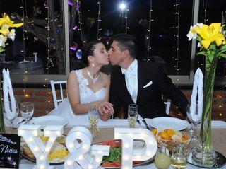 El matrimonio de Yessenia y Pablo