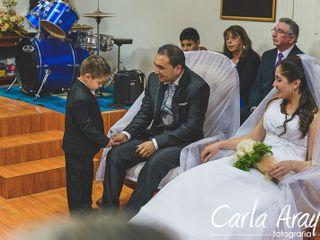 El matrimonio de Katherine y Isaac 3