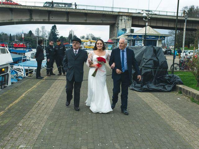 El matrimonio de Pedro y Belén en Valdivia, Valdivia 15