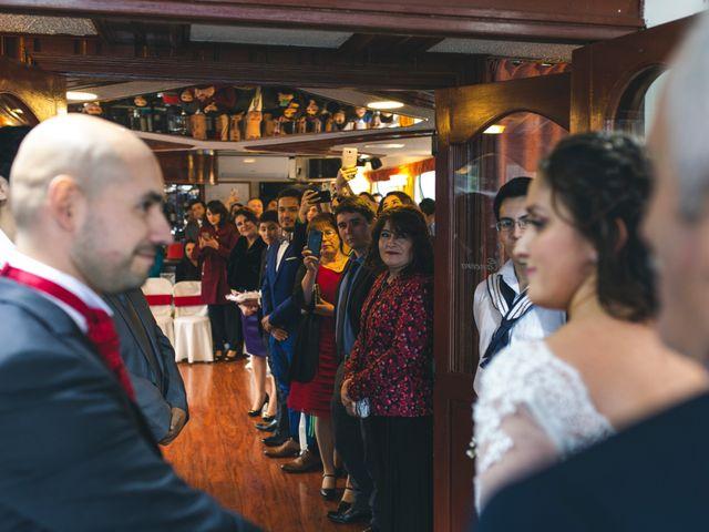 El matrimonio de Pedro y Belén en Valdivia, Valdivia 17