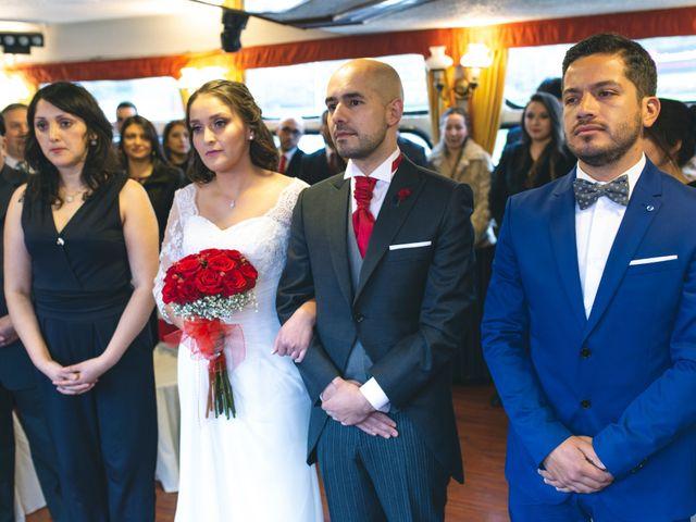 El matrimonio de Pedro y Belén en Valdivia, Valdivia 18