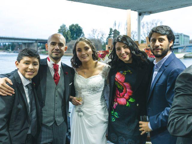 El matrimonio de Pedro y Belén en Valdivia, Valdivia 33