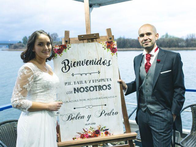 El matrimonio de Pedro y Belén en Valdivia, Valdivia 34
