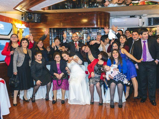 El matrimonio de Pedro y Belén en Valdivia, Valdivia 35
