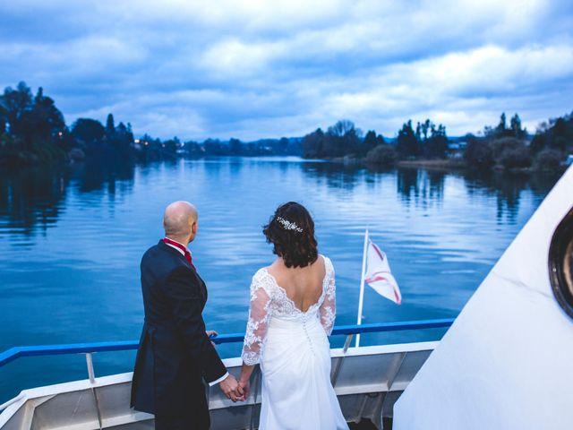 El matrimonio de Pedro y Belén en Valdivia, Valdivia 37