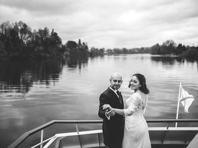 El matrimonio de Pedro y Belén en Valdivia, Valdivia 38
