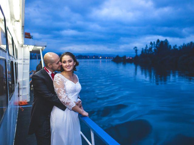 El matrimonio de Pedro y Belén en Valdivia, Valdivia 39