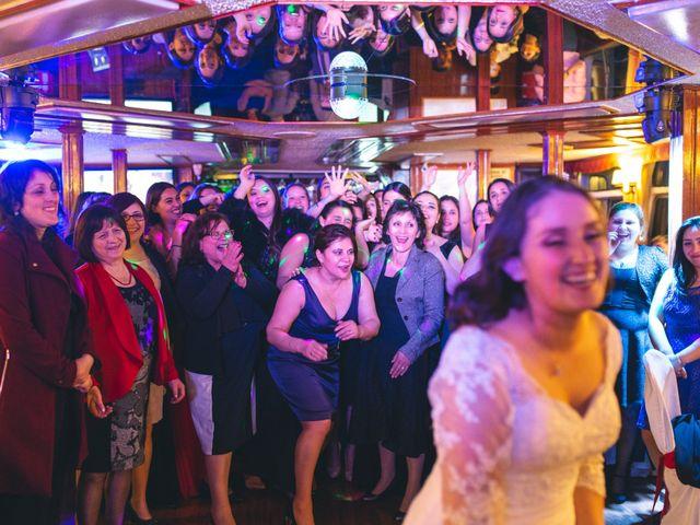 El matrimonio de Pedro y Belén en Valdivia, Valdivia 57