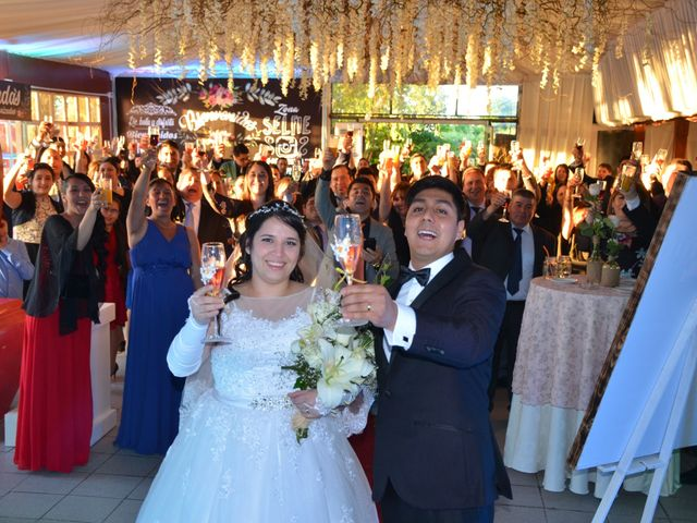 El matrimonio de Roberto  y Paulina  en Chillán, Ñuble 1