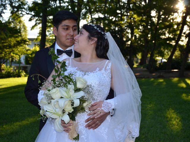 El matrimonio de Paulina  y Roberto