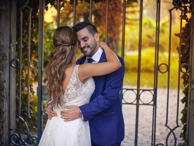 El matrimonio de Karla y Luis