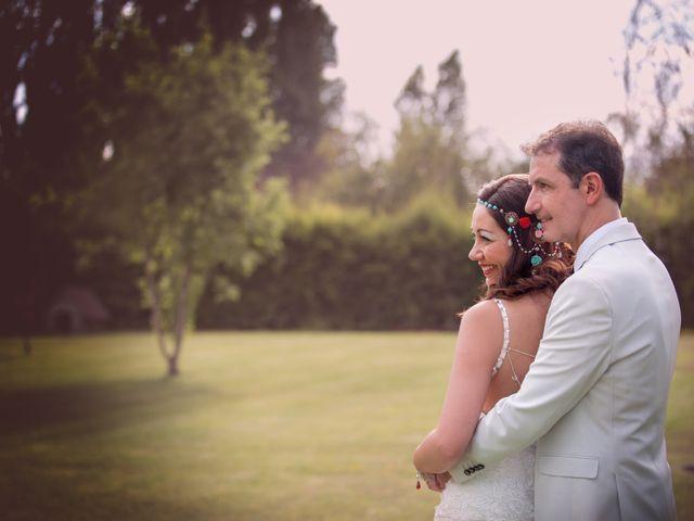 El matrimonio de Hernán y Verónica en Colina, Chacabuco 6