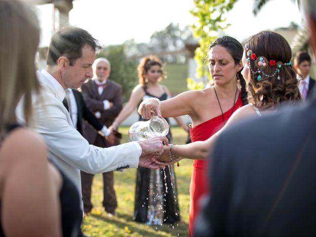 El matrimonio de Hernán y Verónica en Colina, Chacabuco 14