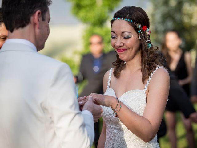 El matrimonio de Hernán y Verónica en Colina, Chacabuco 31