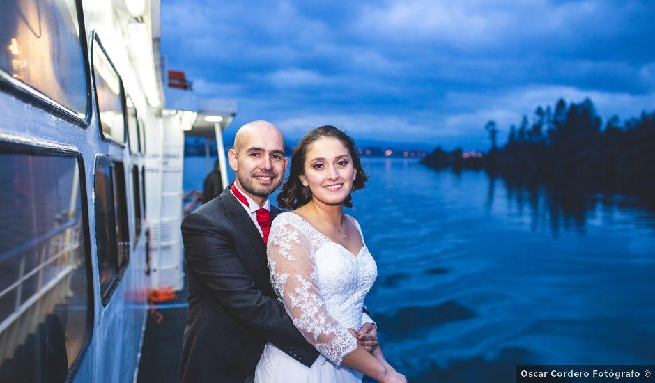 El matrimonio de Pedro y Belén en Valdivia, Valdivia