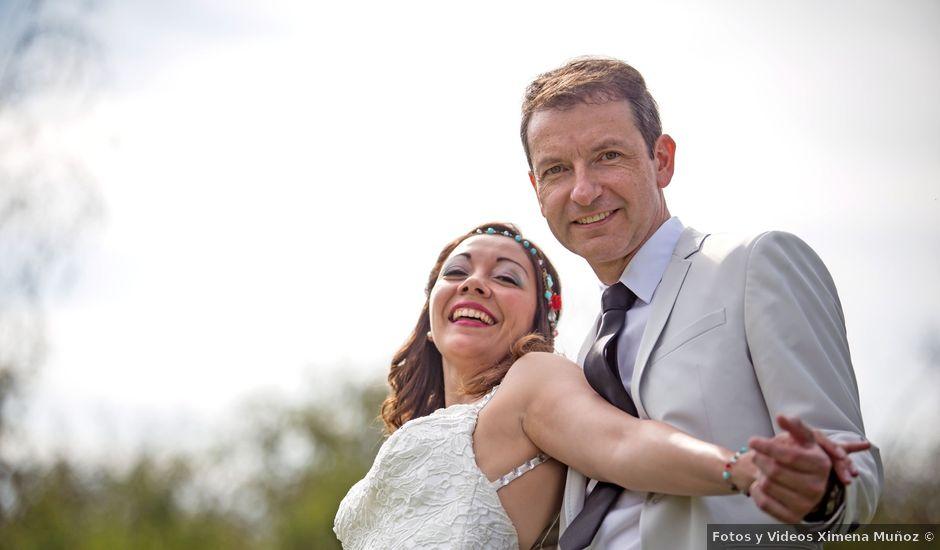 El matrimonio de Hernán y Verónica en Colina, Chacabuco