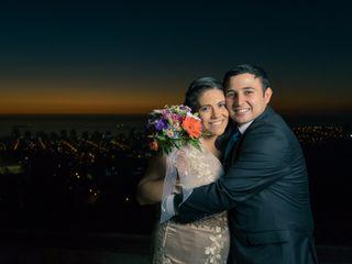 El matrimonio de Marcela Gonzalez y Hector Ulloa