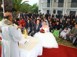 El matrimonio de Karina y Carlos 1