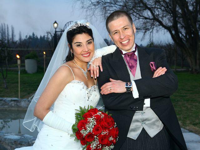 El matrimonio de Karina y Carlos