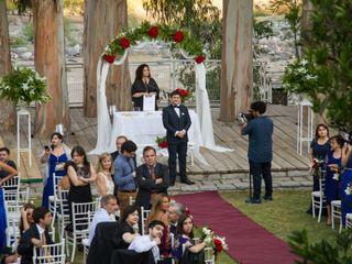 El matrimonio de Nancy y Juan José 2