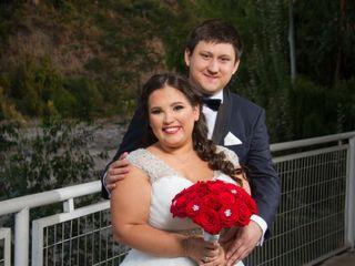 El matrimonio de Nancy y Juan José
