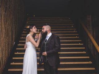 El matrimonio de Bárbara y Rony 2