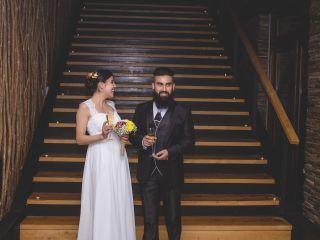 El matrimonio de Bárbara y Rony 3