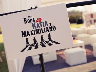 El matrimonio de Katia y Maximiliano 1