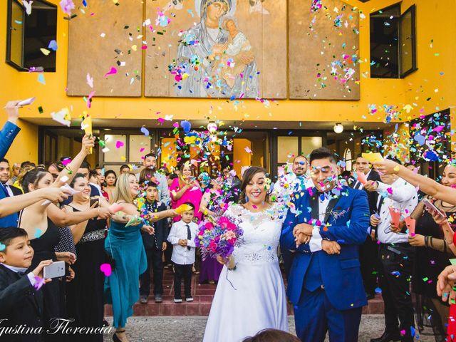 El matrimonio de Betzabet y Miguel Ángel